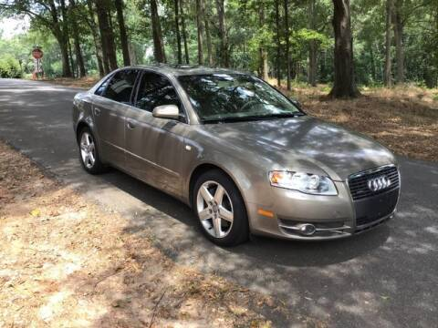 2005 Audi A4 for sale at Roadtrip Carolinas in Greenville SC