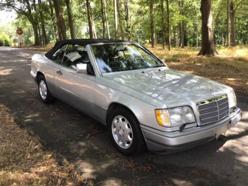 1994 Mercedes-Benz E-Class for sale at Roadtrip Carolinas in Greenville SC