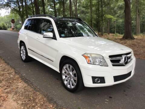 2012 Mercedes-Benz GLK for sale at Roadtrip Carolinas in Greenville SC