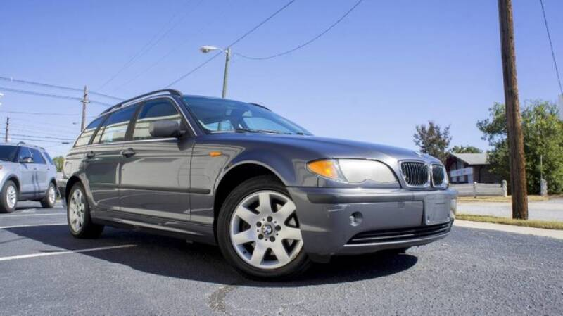 2003 BMW 3 Series for sale at Roadtrip Carolinas in Greenville SC