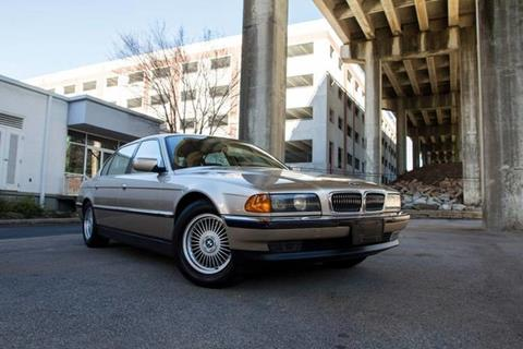 1998 BMW 7 Series for sale in Greenville, SC
