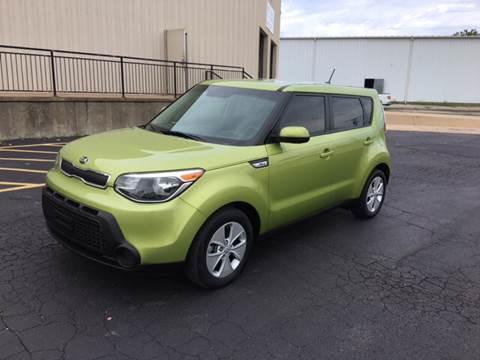 2015 Kia Soul for sale in Tulsa, OK