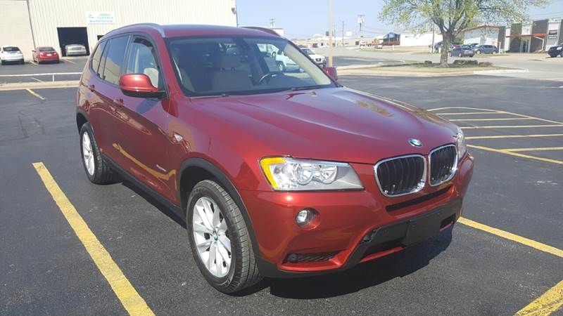 2013 Bmw X3 AWD XDrive28i 4dr SUV In Tulsa OK