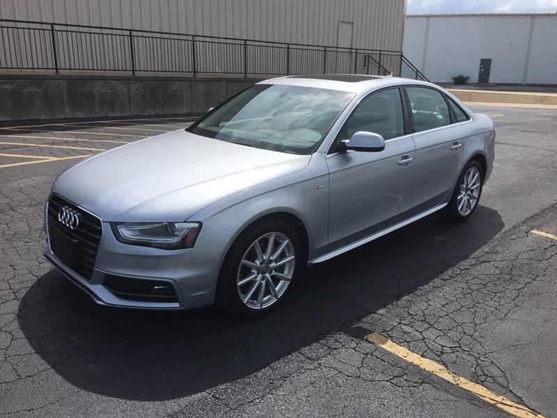 Audi A T Premium Plus Dr Sedan In Tulsa OK Vision - Audi of tulsa