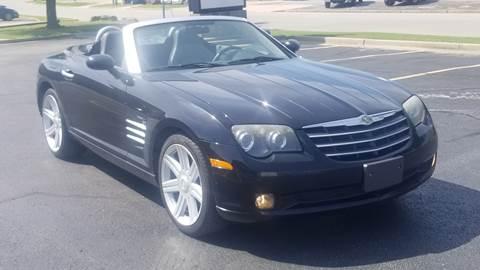 2006 Chrysler Crossfire for sale in Tulsa, OK