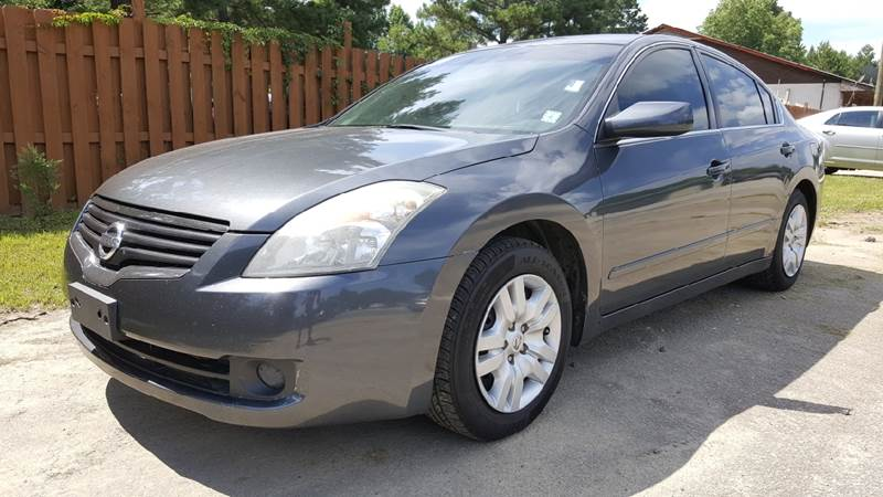 2009 Nissan Altima 2 5 S In West Columbia Sc Uncles Auto Sales