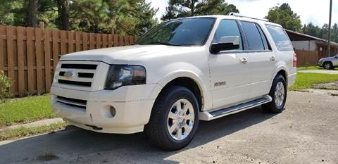 2007 Ford Expedition for sale in West Columbia, SC