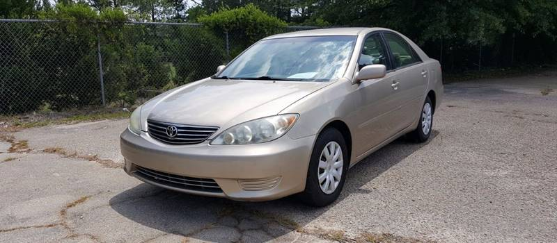 2005 Toyota Camry Le In West Columbia Sc Uncles Auto Sales