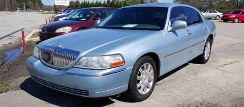 2007 Lincoln Town Car for sale in West Columbia, SC