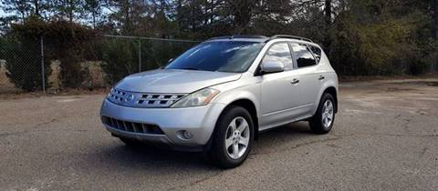 2003 Nissan Murano for sale in West Columbia, SC