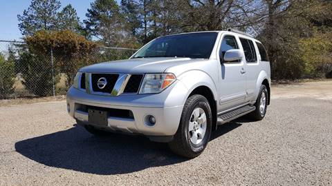 2007 Nissan Pathfinder for sale in West Columbia, SC