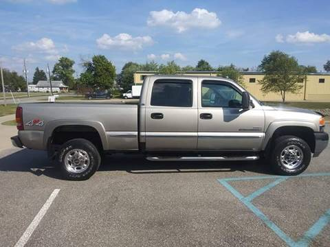 2001 GMC Sierra 2500HD for sale in Indianapolis, IN