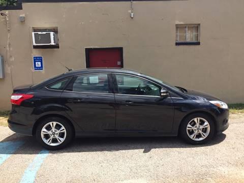2013 Ford Focus for sale in Lagrange, GA