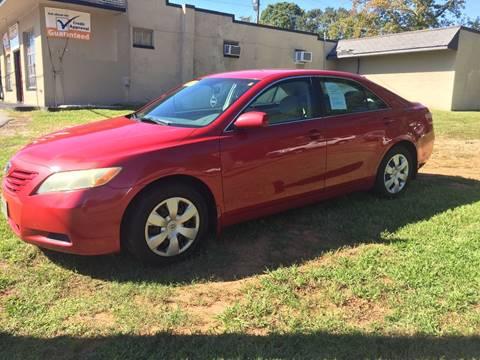 2007 Toyota Camry for sale in Lagrange, GA