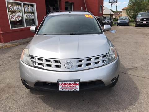 2005 Nissan Murano for sale in Milwaukee, WI