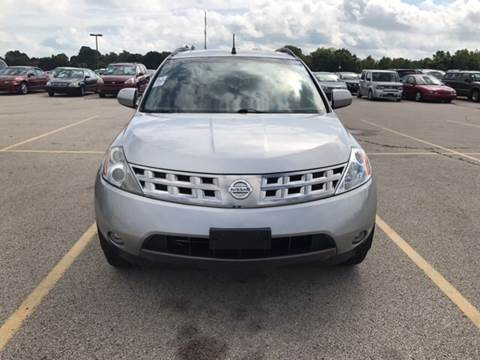 2004 Nissan Murano for sale in Milwaukee, WI