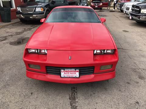 1989 Chevrolet Camaro for sale in Milwaukee, WI