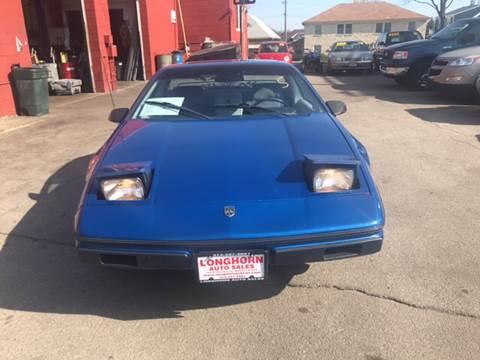 1985 Pontiac Fiero for sale in Milwaukee, WI