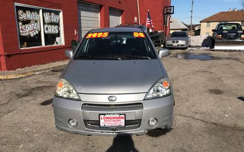 2004 Suzuki Aerio for sale in Milwaukee, WI