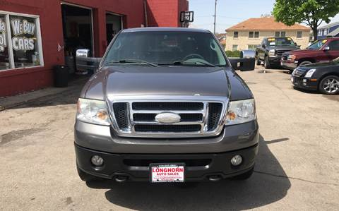 2008 Ford F-150 for sale in Milwaukee, WI