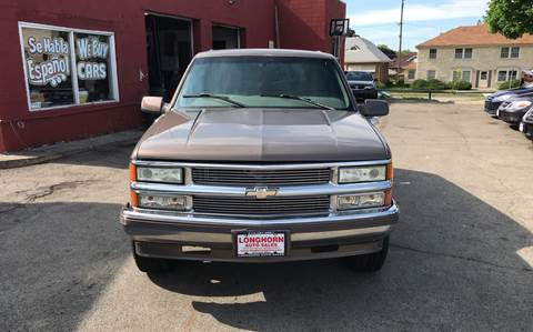 1997 GMC Yukon for sale in Milwaukee, WI