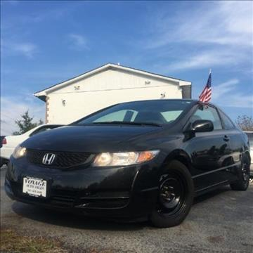 2011 Honda Civic for sale in Manassas, VA