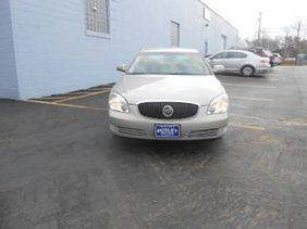 2007 Buick Lucerne CXL V6 for sale at BOSLEY MOTORS INC in Tallmadge OH