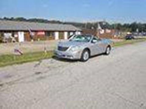 2008 Chrysler Sebring Touring for sale at BOSLEY MOTORS INC in Tallmadge OH