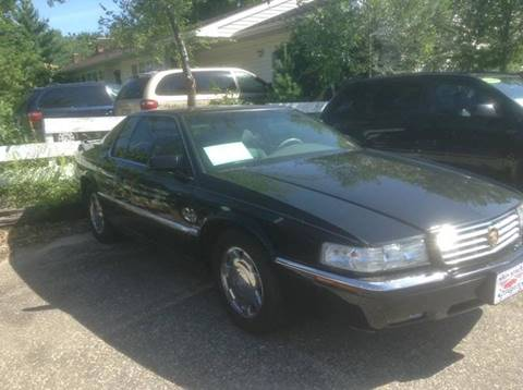1999 Cadillac Eldorado for sale in Adams, WI
