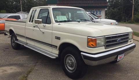 1989 Ford F-250 for sale in Adams, WI