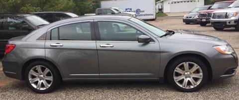2011 Chrysler 200 for sale in Adams, WI