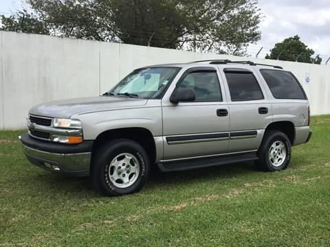 2004 Chevrolet Tahoe for sale in Miami, FL
