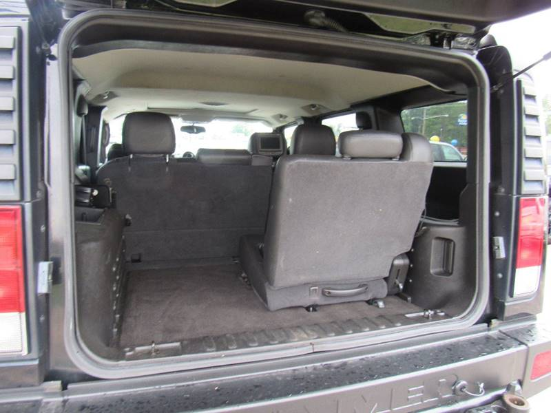 2006 HUMMER H2 4dr SUV 4WD - Rocky Mount NC