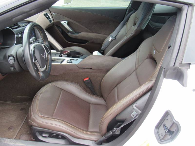 2014 Chevrolet Corvette Stingray Z51 2dr Coupe w/3LT - Rocky Mount NC