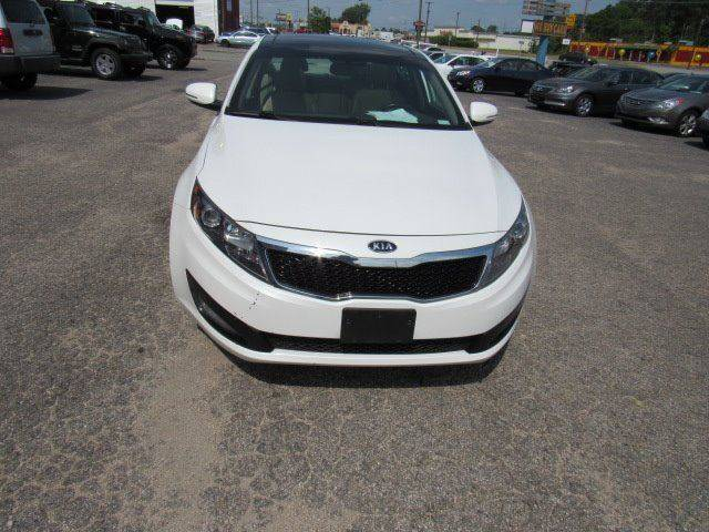 2012 Kia Optima EX 4dr Sedan 6A - Rocky Mount NC