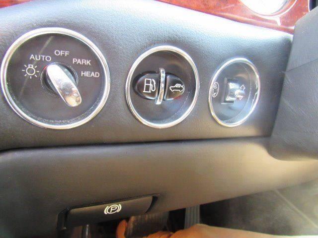 2003 Bentley Arnage 4dr R Turbo Sedan - Rocky Mount NC