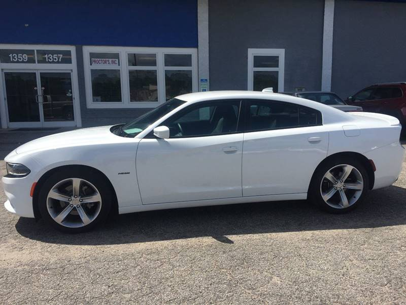 2016 Dodge Charger R/T 4dr Sedan - Rocky Mount NC