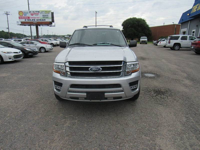2015 Ford Expedition EL 4x2 XLT 4dr SUV - Rocky Mount NC