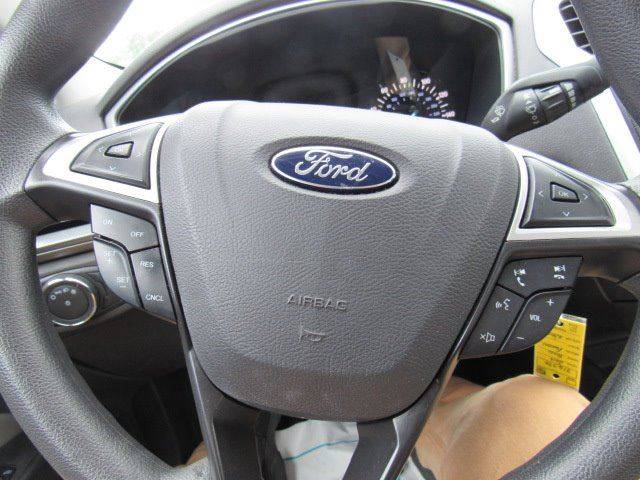2014 Ford Fusion S 4dr Sedan - Rocky Mount NC