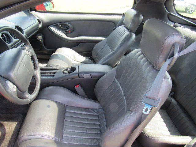 1997 Pontiac Firebird Trans Am 2dr Hatchback - Rocky Mount NC