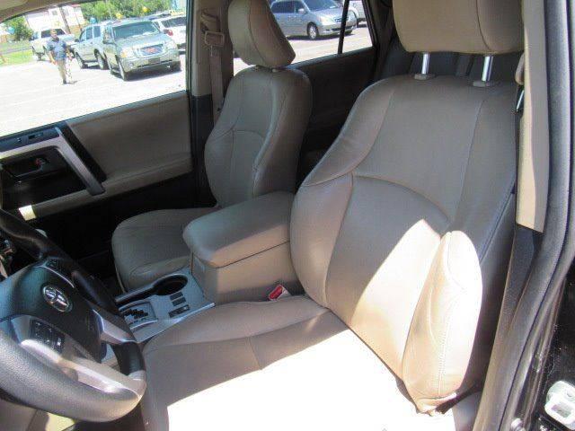 2013 Toyota 4Runner 4x4 SR5 4dr SUV - Rocky Mount NC