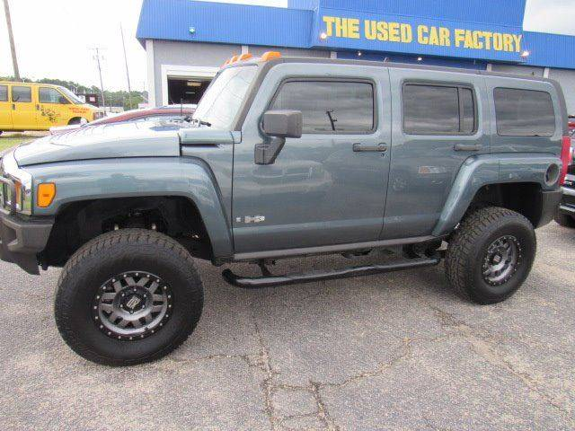 2006 HUMMER H3 4dr SUV 4WD - Rocky Mount NC