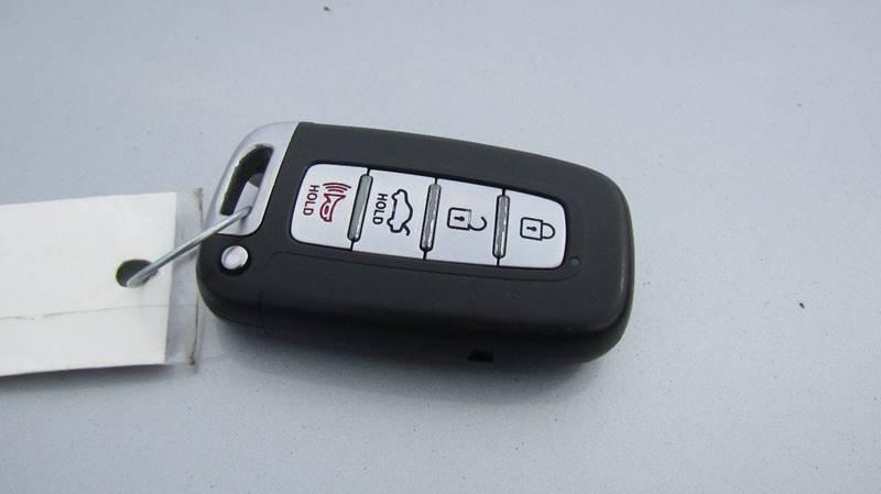 2011 Hyundai Sonata SE 4dr Sedan 6A - Rocky Mount NC