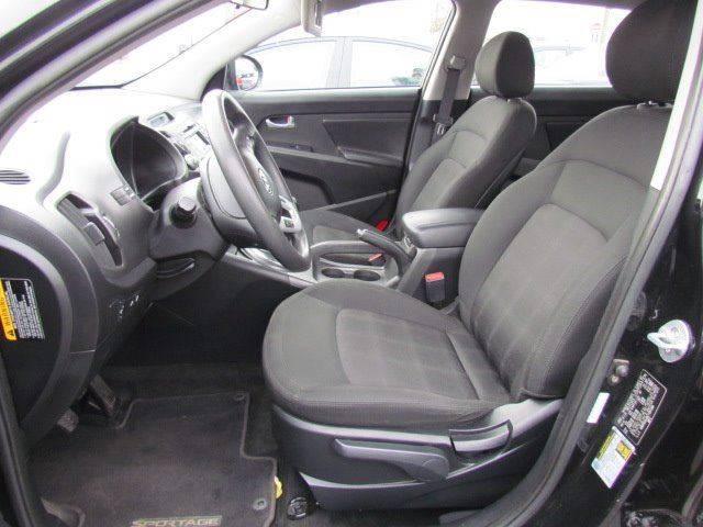2012 Kia Sportage 4dr SUV - Rocky Mount NC