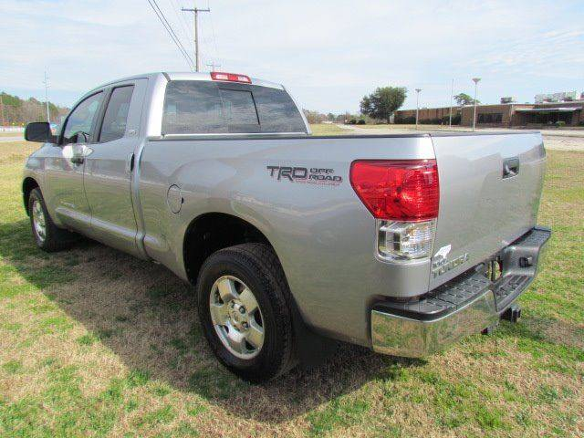 2013 Toyota Tundra 4x2 Grade 4dr Double Cab Pickup SB (4.6L V8) - Rocky Mount NC