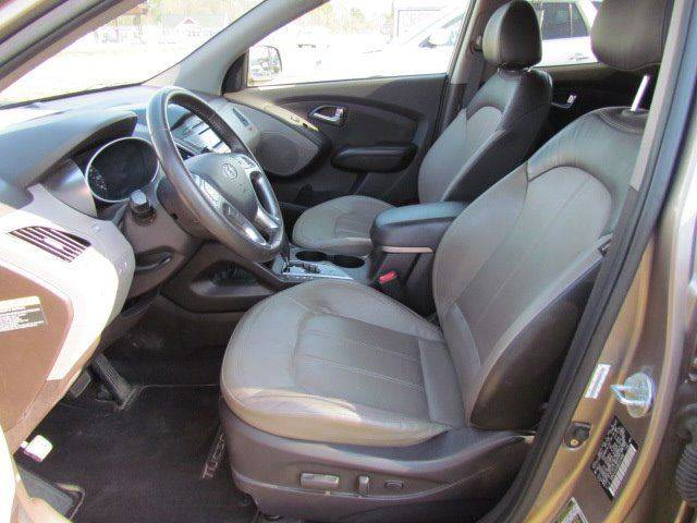 2011 Hyundai Tucson AWD Limited 4dr SUV - Rocky Mount NC