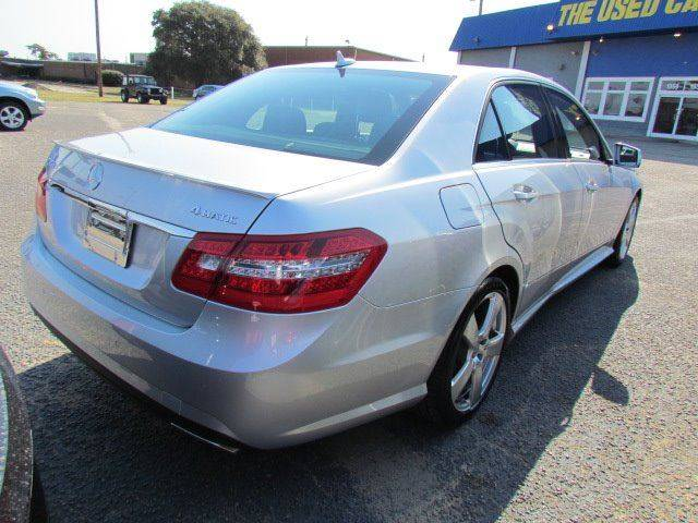 2010 Mercedes-Benz E-Class AWD E 350 Luxury 4MATIC 4dr Sedan - Rocky Mount NC