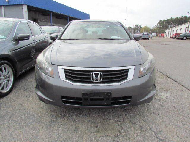 2009 Honda Accord EX 4dr Sedan 5A - Rocky Mount NC