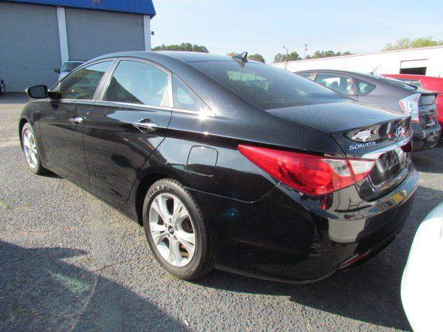 2011 Hyundai Sonata Limited 4dr Sedan - Rocky Mount NC