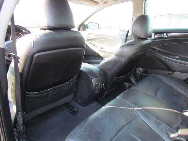 2011 Hyundai Sonata Limited 4dr Sedan - Rocky Mount NC